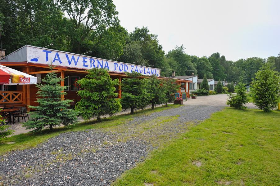 foto z zewnątrz Tawerna