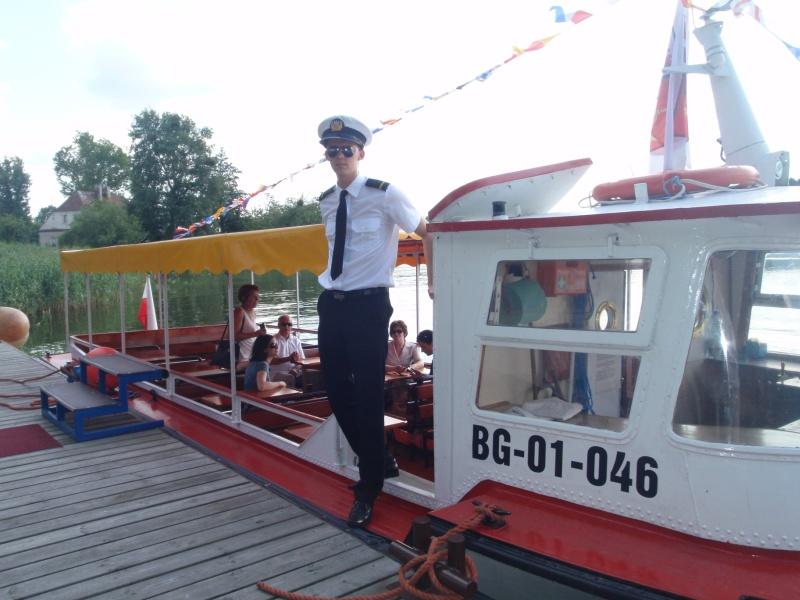 statek Biała Dama